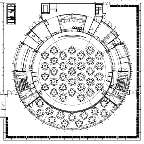 1000 images about wedding hall plans on pinterest 2nd for Banquet hall floor plan